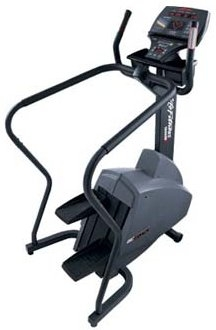 Life Fitness 9500HR Next Gen Stair Stepper Refurbished Fitness