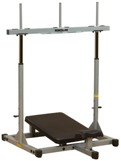 powerline vertical leg press machine