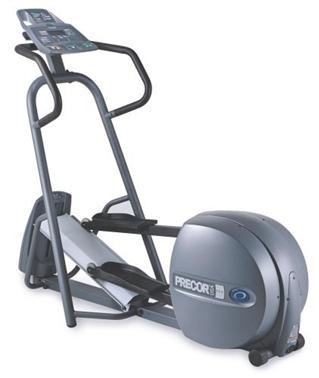 used precor elliptical machine