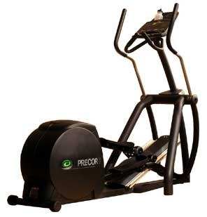 Buy precor fitness equipment - Precor EFX 556 Version 2 Elliptical Cross-Trainer (Refurbished)