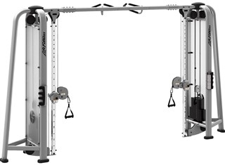 Life Fitness Signature Series Cable Crossover Fitness