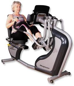magnum exercise machine