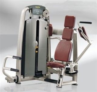 technogym pectoral machine