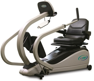 Nustep T4 Trs4000 Recumbent Rehab Equipment Used