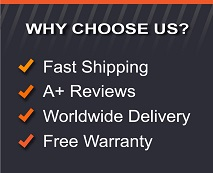Why Choose Us? -24 Hour Shipping -Blanket Wrapped -Inside Delivery -Warranty Options
