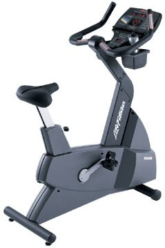 Buy life fitness 9500hr next generation upright bike sale fitness larger photo email a friend fandeluxe Images