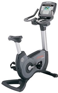 Buy life fitness 95c inspire upright bike refurbished fitness larger photo email a friend fandeluxe Images
