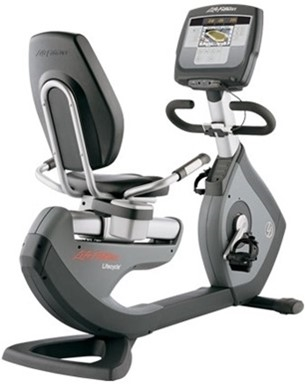 Buy life fitness 95r inspire recumbent bike refurbished fitness larger photo email a friend fandeluxe Images