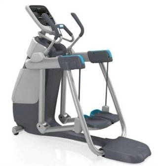 Precor Amt 835 With Open Stride Adaptive Motion Trainer W