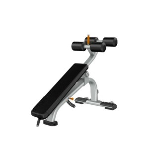 Precor Discovery Adjustable Decline Ab Bench Remanufactured