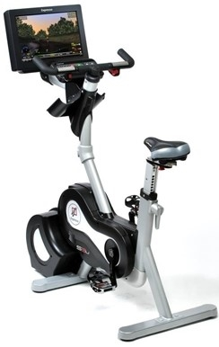Expresso Fitness S3u Interactive Upright Bike Exercise