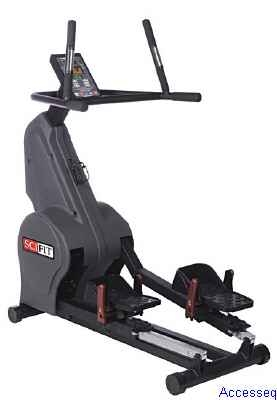 Used Treadmills For Sale >> SciFit SX 1000 Elliptical Fitness Crosstrainer | Elliptical | Used Workout Equipment | Home ...