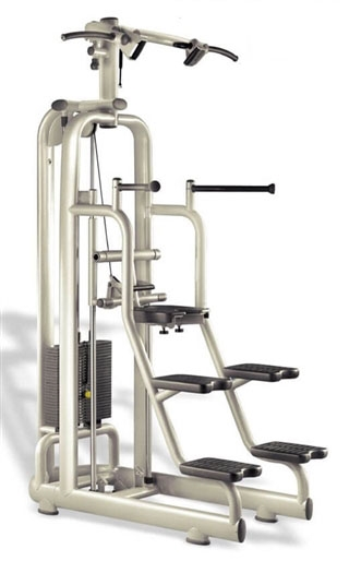 Technogym Selection Chin Dip Assist Fitness Superstore